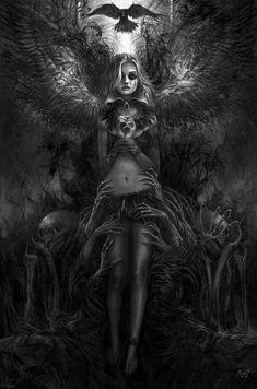 Dark Art by WhiteChapelWitch