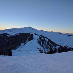 The Locals, Skiing, It Is Finished, Mountains, Sunset, Nature, Travel, Outdoor, Beautiful