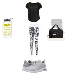 """""""Untitled #114"""" by ana-gabriela02 on Polyvore featuring NIKE"""