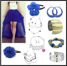 Do you have all your accessories for homecoming? Get some Paparazzi accessories for only $5.00.