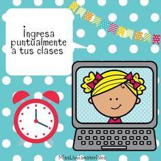 Reglas para clases virtuales