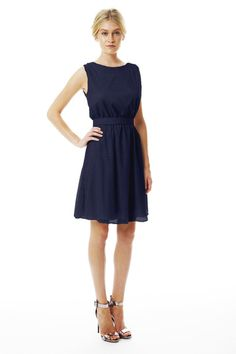 This dress is simple, elegant, and rewearable!