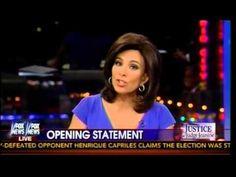 Judge Jeanine Pirro On Obama Admin Caught Red Handed On Boston Bombing & Benghazi 5-4-13