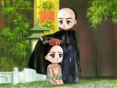 bu bu jing xin by Chenniezhang