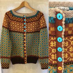 Ravelry: Project Gallery for Wiolakofta pattern by Kristin Wiola Ødegård