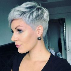 Short Hairstyle 2018 – 153