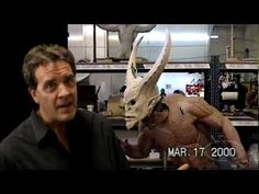 Special Effects Tutorial - Creature Performance - Stan Winston School Special Effects Tutorial