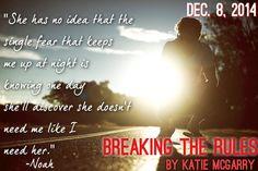 Breaking The Rules Katie Mcgarry Epub