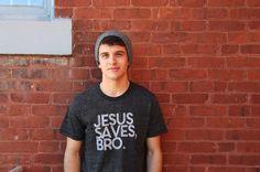 Riley Clay Designs/Jesus Saves Bro