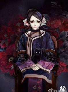 ZHANG XIAO BAI http://xiaobaiart.deviantart.com