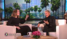 Adele Records Ellen's Outgoing Voicemail Message: Video