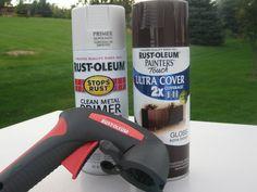 How to Spray Paint A Filing Cabinet | Between 3 SistersBetween 3 Sisters