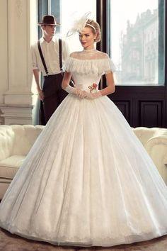 Vestido de novia lind@strid