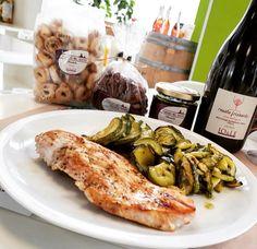 Fettina di manzo e zucchine al forno.. #light and #good