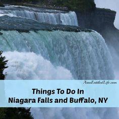 Things To Do In Niagara Falls and Buffalo, NY