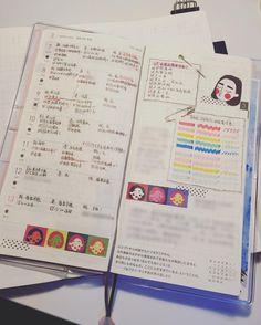 #マスキングテープ  #手帳  #hobonichi  #ほぼ日手帳  #ほぼ日weeks
