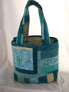 Turn a Quilt into a Bag via Craftsy