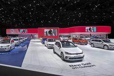 rgb | Volkswagen Internationaler Autosalon Genf 2016 Messeauftritt