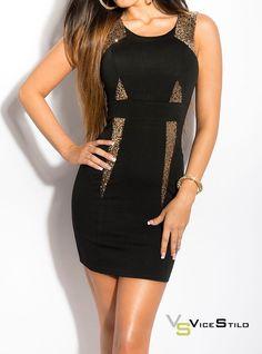 Prepárate para sorprender en estas fechas...te proponemos nuestro vestido Brenda. Estarás perfecta!! www.vicestilo.com