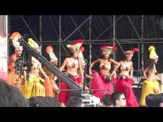 Tahitian dance in TW