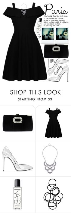 """""""COMMENT YOUR NAME AND WHERE YOU""""RE FROM ♡"""" by alienbabs ❤ liked on Polyvore featuring Yves Saint Laurent, Polaroid, NARS Cosmetics, Monki, clean, dresslily, organized and dezzal"""