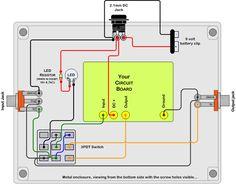Switchable Volume Attenuator Wiring Diagram | guitars