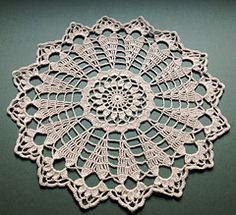 Sunny Morning by South Maid | #crochetpattern from Special Doilies for Special Times, Book 0137 (photo credit: yards-of-yarn) | Ravelry