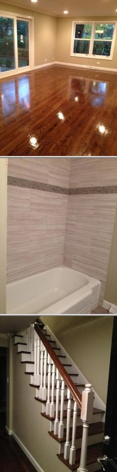 This group of professionals offers quality tile cutting services. They also do interior and exterior painting, bathroom and kitchen remodeling, porch and deck installation, and light electrical work.