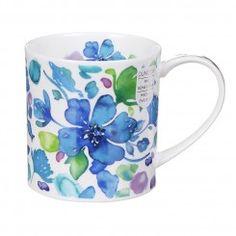 Dunoon Mugs - Orkney Shape - Firenze: Blue