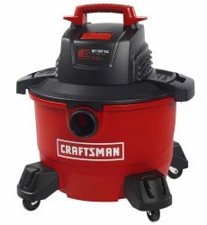 Craftsman 6 Gallon Corded Wet Dry Vacuum For 30 Pickup At Ace Hardware Wet Dry Vac Wet Dry Vacuum Best Shop Vac