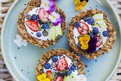 RECIPE: Granola Breakfast Tarts