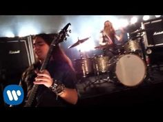 """Halestorm - """"I Get Off"""" (OFFICIAL VIDEO) Another.... Dig it.. Ms. Lzzy!!!she is charismatic for sure...wow!!"""
