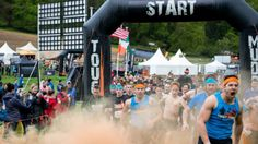 Don't be daunted by your first Tough Mudder. Prepare yourself with our eight-week beginner plan or follow a former soldier's regime