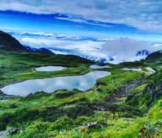 Panch Pokhari Lake Nepal www.daytoursnepal.com