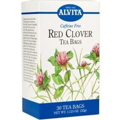 Red clover tea contains isoflavones, which can help regulate estrogen that contributes to fat on your bottom. Organic Herbal Tea, Organic Coconut Oil, Lymphatic Detox, Nettle Leaf Tea, Black Cherry Juice, Cherry Juice Concentrate, Lemon Balm Tea, Slippery Elm, Skin Detox