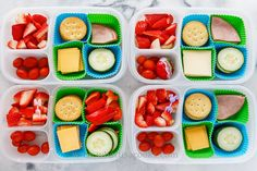 DIY Lunchables: Easy, cheaper & more eco-friendly. Here's how.