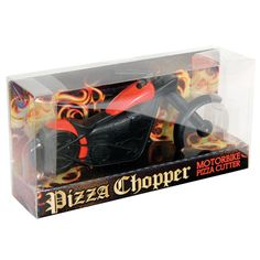 Pizza Chopper Motorbike - Novelty Kitchen Gadget Presents For Men, Gifts For Him, Chopper, Friends Laughing, Direction, Have A Laugh, Unusual Gifts, Fathers Day Gifts, Funny Gifts
