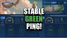 STABLE GREEN PING TRICKS - MOBILE LEGENDS Mobile Legends, Fb Page, Stables, Green, Youtube, Horse Stables, Run In Shed, Youtubers, Youtube Movies