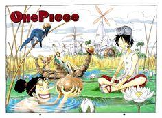 Digik Gallery - Artbook - One Piece - Color Walk 3 - Image ID 12671