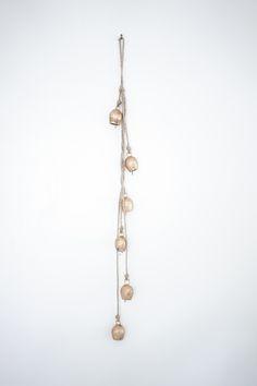 Copper bells // Grain