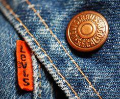 Levi Strauss, Fashion Branding, Vintage Denim, Levis Jeans, Indigo, Mens Fashion, Studio, Zero, Random Things