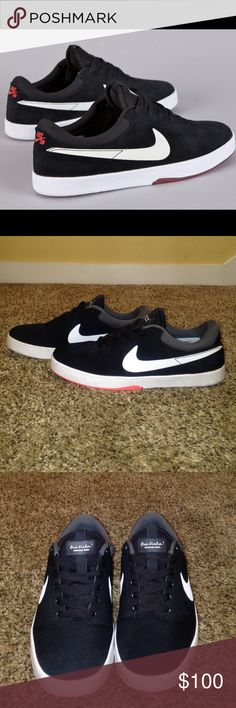 Barely used Eric Koston Nikes Eric Koston Nikes worn only about 3 times great condition no marks on them. Size 6 Nike Shoes