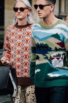 London Fashion Week Street Style Trends September 2017 | British Vogue Street Style Trends, New Street Style, Stockholm Street Style, Spring Street Style, Paris Street, Street Chic, London Fashion Weeks, Fashion Week Paris, Fashion Spring