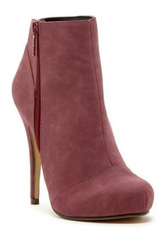 Michael Antonio Mains Platform High Heel Bootie
