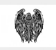 72fe8f40d97d Big wide eagle tattoo wallpaper   logo,eagle - Get best and original tattoos  designs