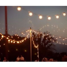 """""""The simplest and most effective way to inject sparkle into a wedding is with light! We love these ones by @nomadstyling #sparkle #wedding #pretty"""" Photo taken by @annacampbellbridal on Instagram, pinned via the InstaPin iOS App! http://www.instapinapp.com (04/21/2015):"""