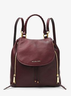 c245a3fcc2b4 Viv Large Leather Backpack Branded Gifts, Designer Backpacks, Backpack Bags,  Leather Backpack,