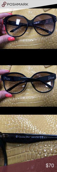 Dior Sunglasses Beautiful Dior sunglasses. No case. One of my favorite pair. In mint condition. Dior Accessories Sunglasses