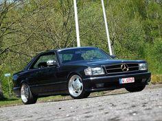 Mercedes-Benz 500 SEC im klassischen Sporttrimm : Echte Gefühle: Siggi und sein 86er Mercedes 500 SEC C126 - Auto der Woche - Mercedes-Fans - Das Magazin für Mercedes-Benz-Enthusiasten