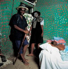 Vodou - Visions and Voices of Haiti   Gede Nimbo, guardian of children, Haiti, 1993   Ph: Phyllis Galembo